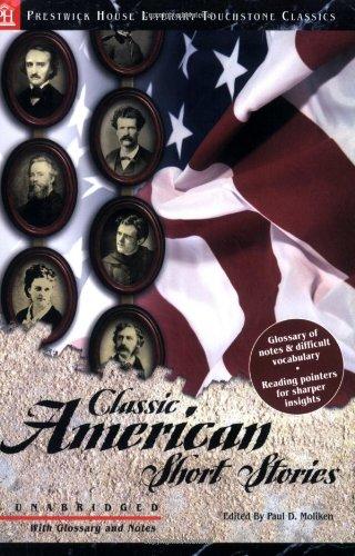 Classic American Short Stories - Literary Touchstone: Poe; Hawthorne; Melville;