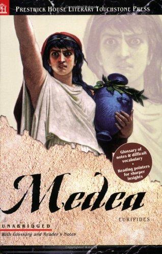 9781580493468: Medea - Literary Touchstone Classic