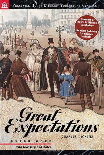 Great Expectations: Literary Touchstone Edition: Charles Dickens