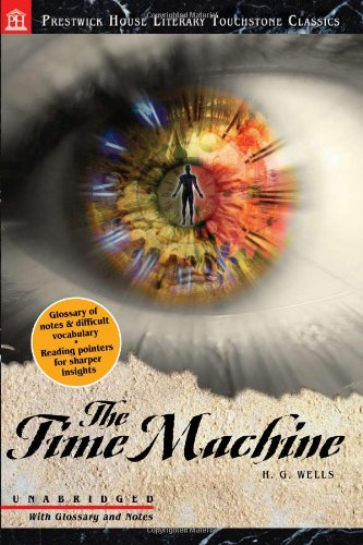 9781580493802: The Time Machine, Literary Touchstone Classic