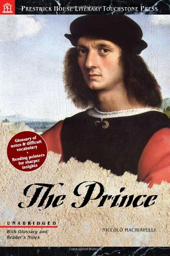 The Prince - Literary Touchstone Edition: Niccolo Machiavelli