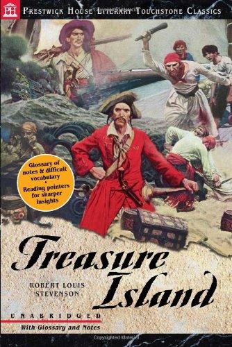 Treasure Island: Literary Touchstone Edition: Robert Louis Stevenson