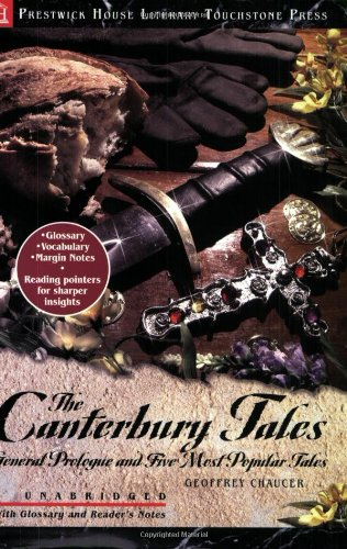 9781580493963: The Canterbury Tales - Literary Touchstone Edition