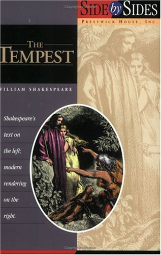 9781580495134: The Tempest: Side by Side
