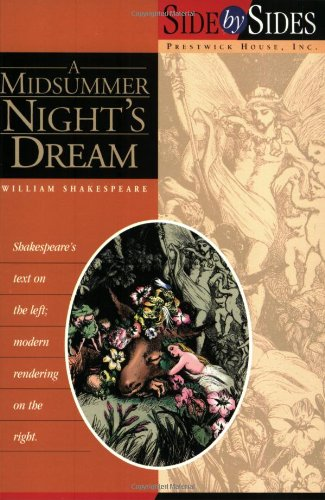9781580495141: A Midsummer Nights Dream: Side by Sides