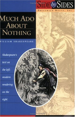9781580495158: Much Ado About Nothing: Side by Side