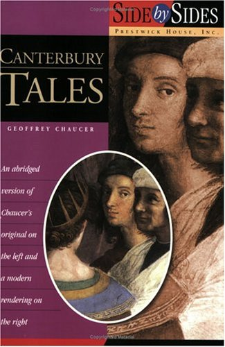 Canterbury Tales: Side by Side: Geoffrey Chaucer