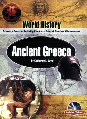 9781580495332: Ancient Greece: Primary Source Activity Pack for Social Studies Classrooms