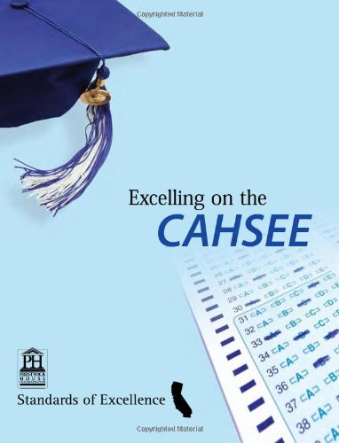 Excelling on the CAHSEE: Standards of Excellence: Ann Medaille