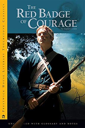a book report of stephen cranes the red badge of courage The paperback of the the red badge of courage by stephen crane at barnes the red badge of courage, a book written by stephen crane tells us about a young boy.