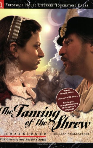 9781580495929: The Taming of the Shrew: Literary Touchstone