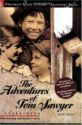 The Adventures of Tom Sawyer - Literary: Twain, Mark