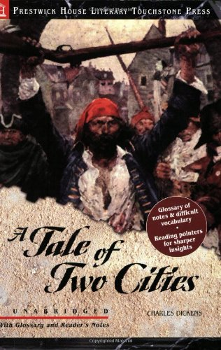 9781580495974: A Tale of Two Cities - Literary Touchstone Edition