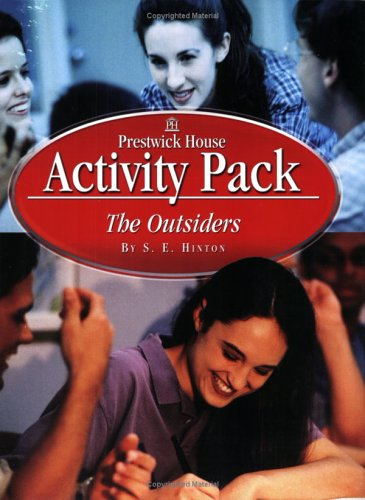 The Outsiders Activity Pack: Hilton, S.E.