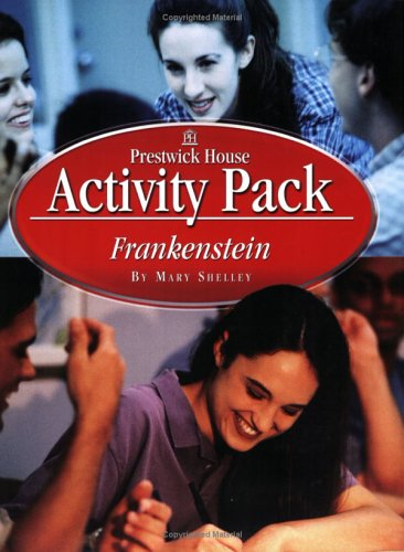 9781580496094: Frankenstein Activity Pack