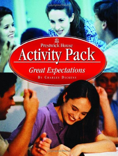9781580496131: Great Expectations Activity Pack