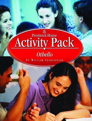 9781580496315: Othello - Activity Pack