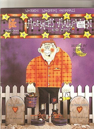 Horaces Halloween.and More (Designs): Fayette Skinner