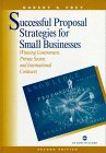 9781580530019: Successful Proposal Strategies for Small Businesses: Winning Government, Private Sector, and International Contracts (Artech House Technology Management and Professional Development Library)