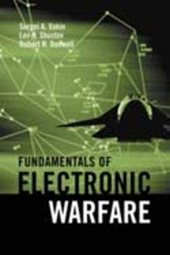 9781580530521: Fundamentals of Electronic Warfare (Radar Library)