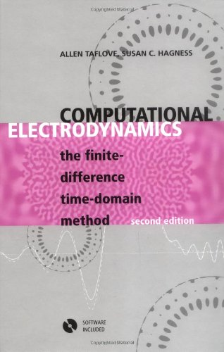 9781580530767: Computational Electrodynamics: The Finite-difference Time-domain Method (Antennas & Propagation Library)