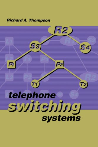 9781580530880: Telephone Switching Systems