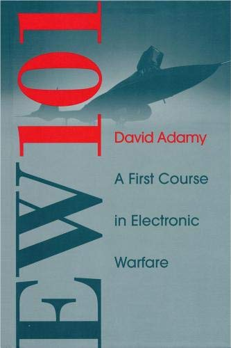 9781580531696: Ew 101: A First Course in Electronic Warfare