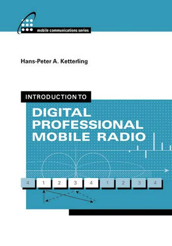 9781580531733: Introduction to Digital Professional Mobile Radio (Artech House Mobile Communications Library)