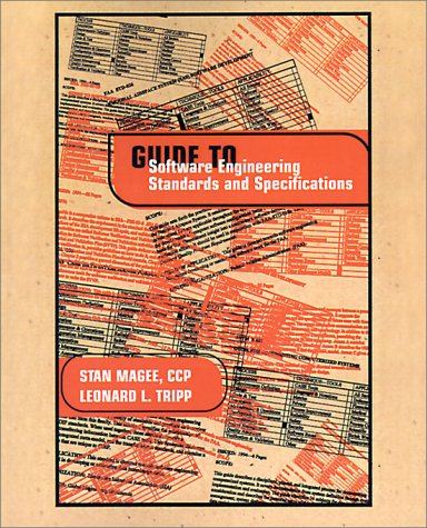 9781580532518: Guide to Software Engineering Standards and Specifications (Artech House Computer Library (Paperback))