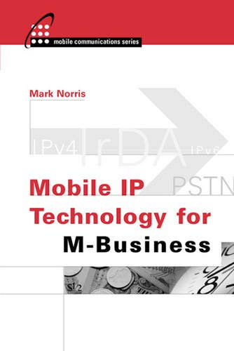 9781580533010: Mobile IP Technology for M-Business