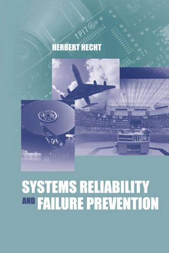 9781580533720: Systems Reliability and Failure Prevention (Artech House Technology Management Library)
