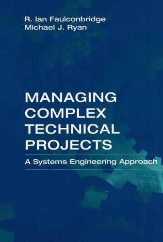 Managing Complex Technical Projects: Ian Faulconbridge