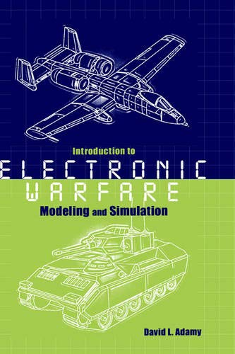 9781580534956: Introduction to Electronic Warfare Modeling and Simulation (Artech House Radar Library)