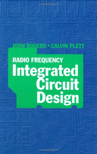 9781580535021: Radio Frequency Integrated Circuit Design (Artech House Microwave Library (Hardcover))