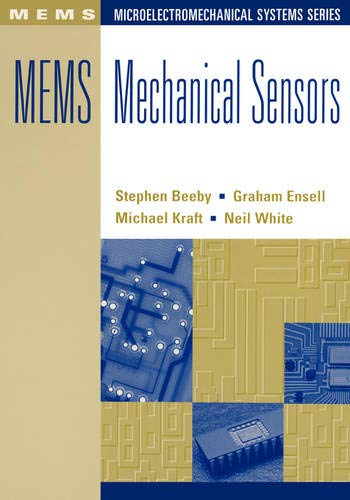 9781580535366: MEMS Mechanical Sensors