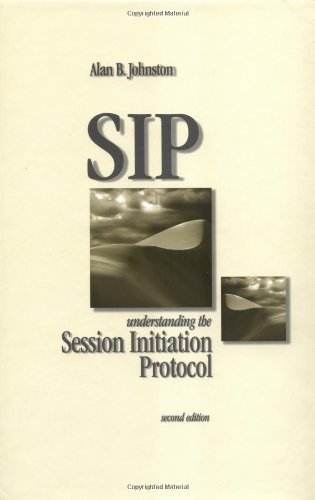 9781580536554: SIP: Understanding the Session Initiation Protocol, Second Edition