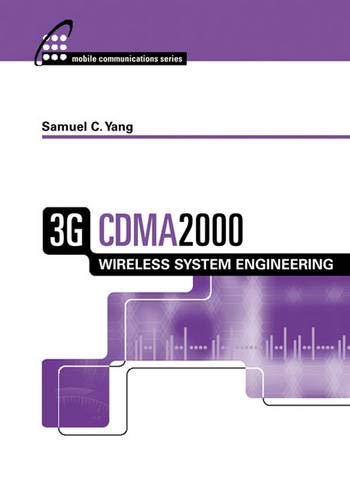 9781580537575: 3G CDMA2000 Wireless System Engineering