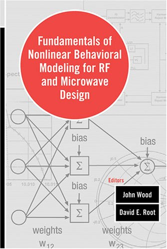 9781580537759: Fundamentals of Nonlinear Behavioral Modeling for RF and Micorwave Design