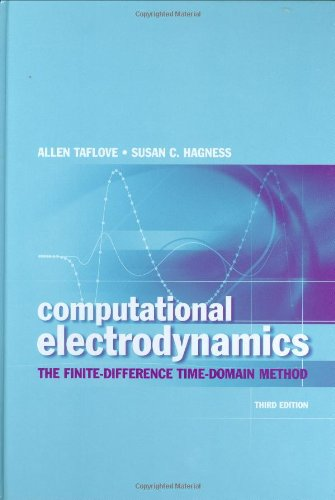9781580538329: Computational Electrodynamics: The Finite-Difference Time-Domain Method (ARTECH HOUSE ANTENNAS AND PROPAGATION LIBRARY)