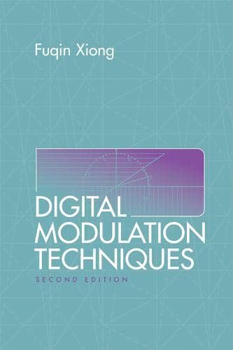9781580538633: Digital Modulation Techniques, Second Edition (Artech House Telecommunications Library)