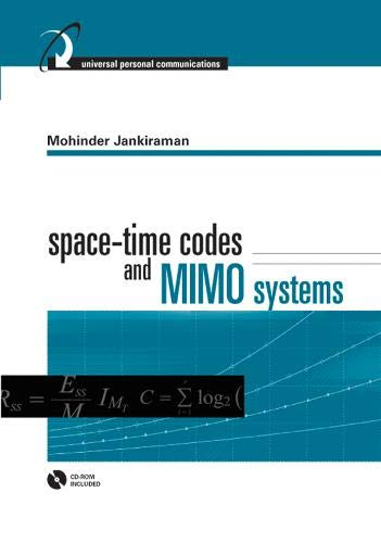 Space-Time Codes and MIMO Systems: Mohinder Jankiraman