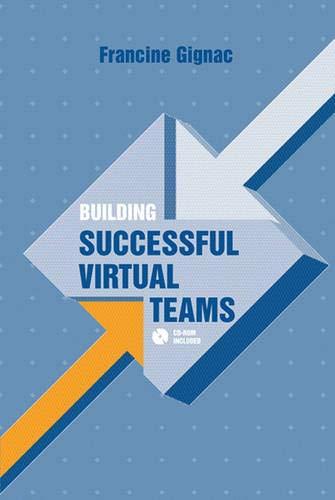 9781580538787: Building Successful Virtual Teams (Artech House Professional Development and Technology Managem)