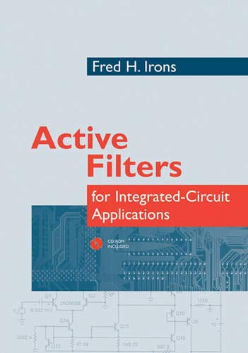 9781580538961: Active Filters for Intergrated-Circuit Applications (Artech House Microwave Library)