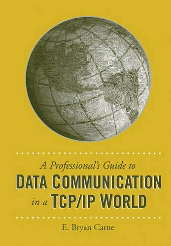 9781580539098: A Professional's Guide To Data Communication In a TCP/IP World (Artech House Telecommunications Library)