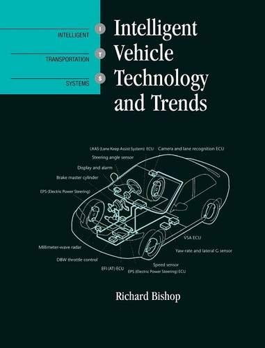 9781580539111: Intelligent Vehicle Technology and Trends (Artech House Its Library)