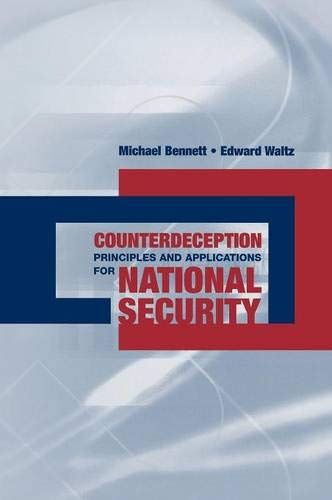 9781580539357: Counterdeception Principles and Applications for National Security