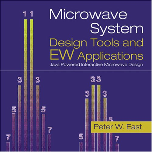 9781580539760: Microwave System: Design Tools and EW Applications