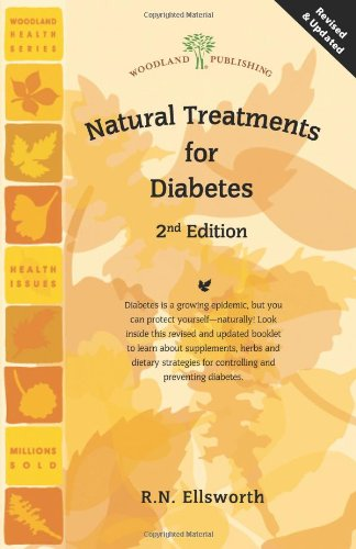 9781580541893: Natural Treatments for Diabetes (Woodland Health Series)
