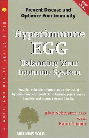 9781580543613: Hyperimmune Egg (Woodland Health)