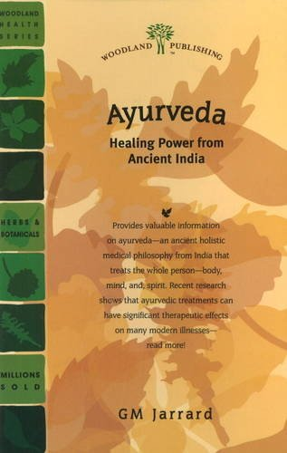 9781580543965: Ayurveda: Healing Power from Ancient India (Woodland Health Series)